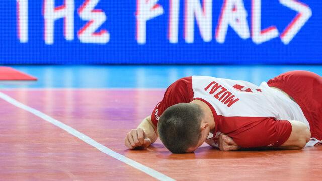Polacy nie przypominali samych siebie. Wielkiego finału nie będzie