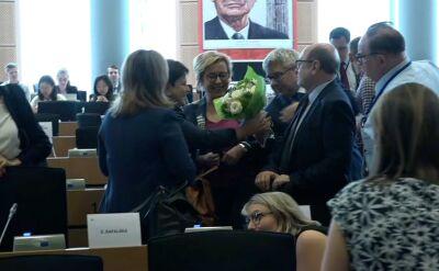 Beata Szydło nie została przewodniczącą komisji zatrudnienia