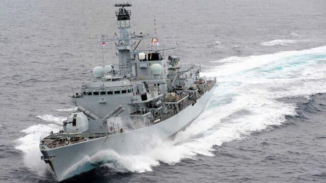 Irańczycy chcieli zatrzymać brytyjski tankowiec. Na pomoc ruszył okręt wojenny