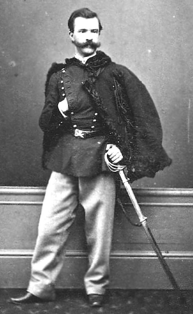 Gen. Marian Langiewicz. Dyktator Powstania Styczniowego