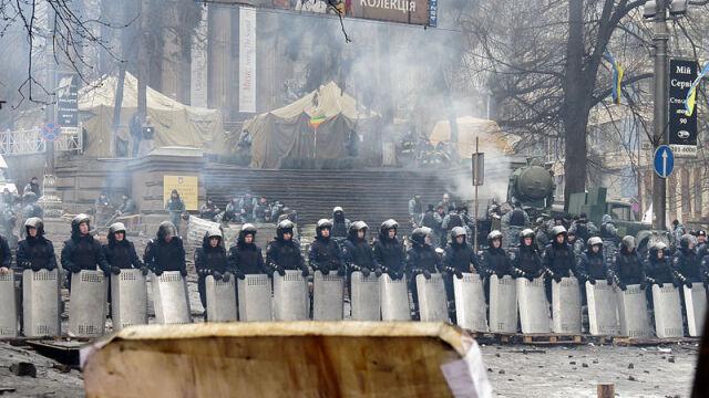 Prokuratura: Janukowycz odpowiedzialny za pacyfikację studentów na Majdanie