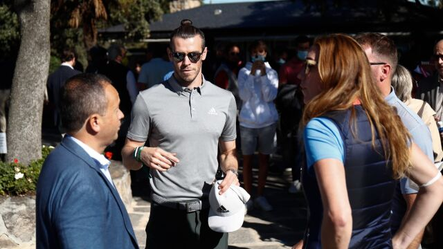 """Druga pasja Bale'a. """"Czuję tu większą presję niż przed 80 tysiącami kibiców"""""""