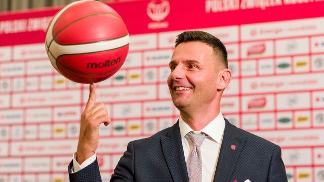 Koszykarska kadra pod nowymi sterami. Milicić przywita się z kibicami w Lublinie