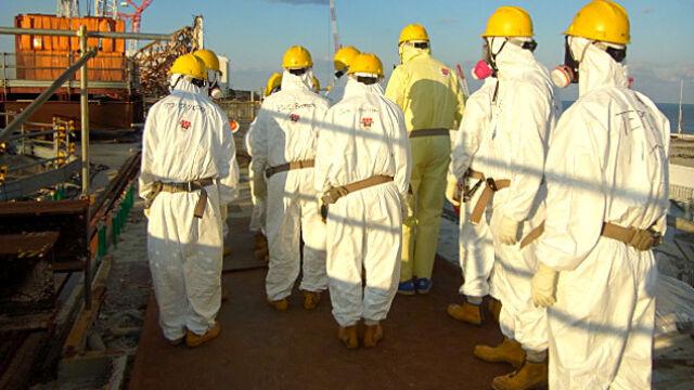 Szokujące kulisy pracy w Fukushimie. Pokwitowanie za napromieniowanie