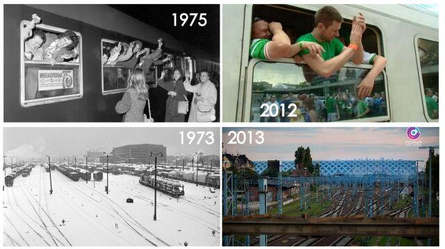 Pociągiem do PRL. Zobacz unikalne zdjęcia