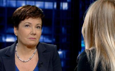 Gronkiewicz-Waltz: Referendum było polityczne. Trzeba podnieść próg frekwencji