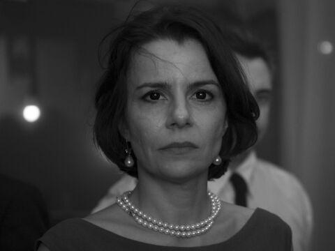 """Grana przez Agatę Kuleszę Wanda Gruz to wypadkowa dwóch postaci - opowiada reżyser w wywiadzie z """"IndieW"""