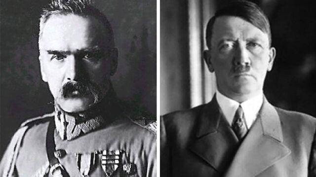 """Piłsudski obok Hitlera i Stalina """"nie przynosi chluby"""""""