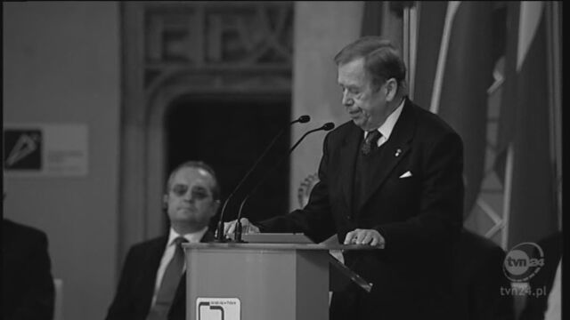 Vaclav Havel o inspiracji