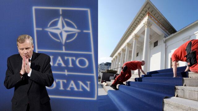 Rusza jubileuszowy szczyt NATO   Kto nowym szefem?