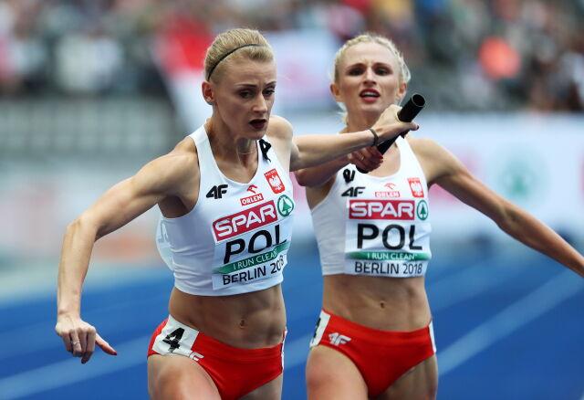 Piękne, szybkie i złote. Polki mistrzyniami Europy