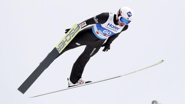 Spory zawód, Polacy bez medalu. Mistrzem świata Markus Eisenbichler