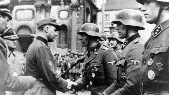 "Belgijscy deputowani: dość wypłat ""emerytur Hitlera"""
