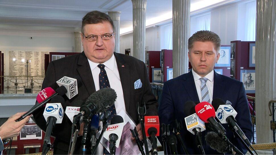 """""""W rękach polityka, ministra sprawiedliwości, mamy śmiertelnie niebezpieczne narzędzie"""""""
