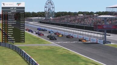Za nami seria wirtualnych wyścigów. Wielkie emocje do samego końca