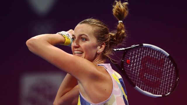 """Petra Kvitova może trenować, ale ma problem. """"Zerowa motywacja"""""""