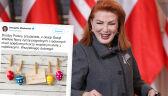 Życzenia wielkanocne od ambasador USA Georgette Mosbacher