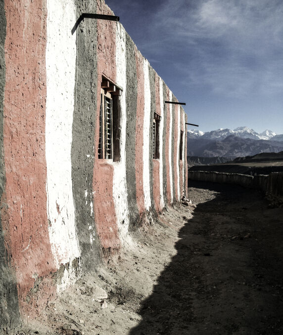 Klasztor w Ćarang