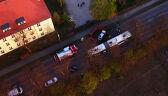 Szczecin. Zderzenie samochodu z autobusem. Zabici i ranni