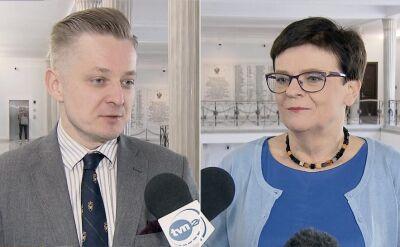 Szumilas i Stefaniak o propozycji krągłego stołu z nauczycielami