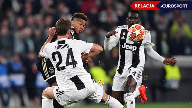 Ajax nie przestaje zaskakiwać. Juventus upokorzony