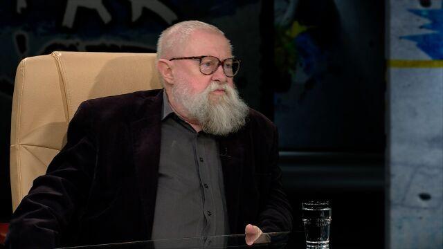 prof. Jerzy Bralczyk w Tak Jest