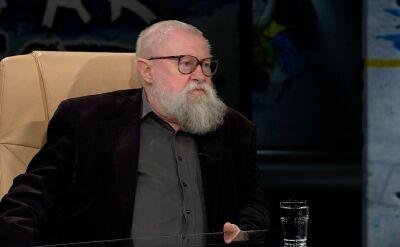 Prof. Jerzy Brałczyk wyjaśnia, dlaczego poparł strajk nauczycieli