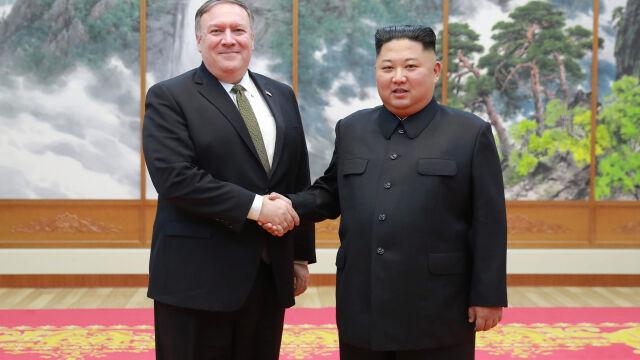 Korea Północna nie chce już rozmawiać z Mikiem Pompeo. Woli kogoś