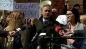 Biedroń o strajku nauczycieli: cenę za brak reakcji rządzących płacą dzieci, młodzież i rodzice