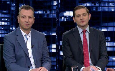 """Bartosz Kownacki i Andrzej Halicki w """"Kropce nad i"""""""
