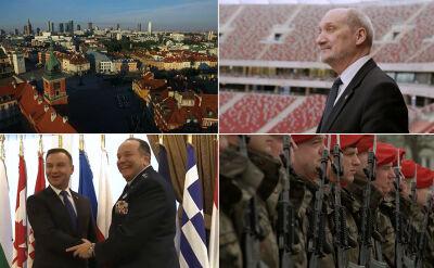 Na konferencji prasowej szefa MON zaprezentowano spot dot. szczytu NATO w Warszawie