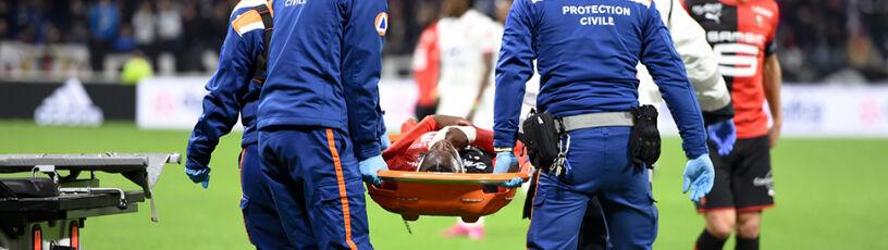 Koszmarny pech piłkarzy Lyonu. Jeden mecz, dwie fatalne kontuzje
