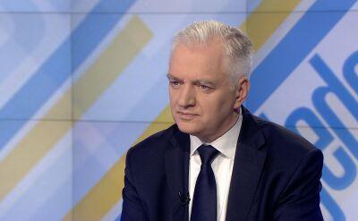 """""""Donald Tusk stanął murem za rządem Prawa i Sprawiedliwości"""""""