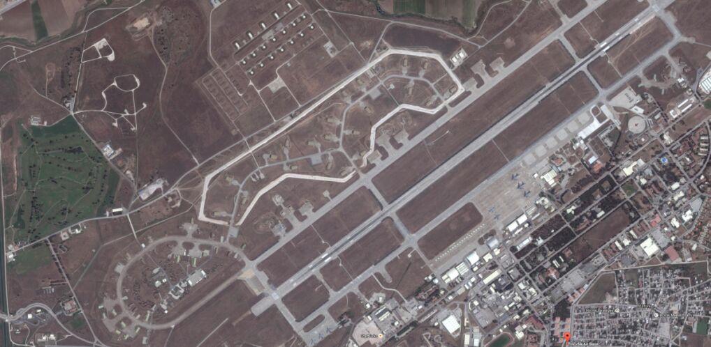 """Największe skupisko """"wspólnej"""" broni jądrowej NATO - baza lotnicza Incirlik w Turcji"""