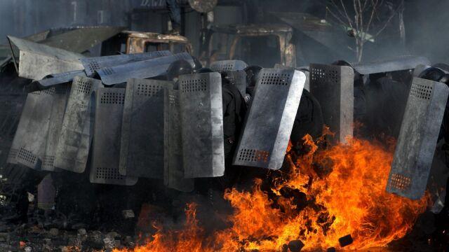 """Tusk zaniepokojony sytuacją na Ukrainie. """"Odpowiedzialność rozkłada się na obie strony"""""""