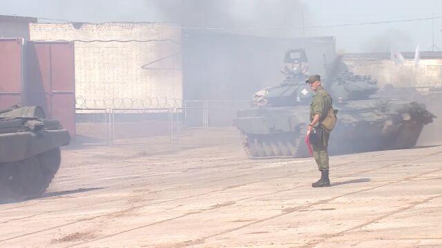 Alarm na południowych rubieżach Rosji. Tysiące żołnierzy wyruszyło z baz