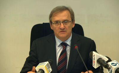 Prezes Naczelnej Rady Lekarskiej o rezygnacji Radziwiłła: przykra sytuacja