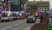 Atak nożownika w galerii handlowej  w Stalowej Woli. Jedna osoba nie żyje