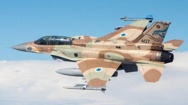 Izraelski atak w Strefie Gazy.  Wśród celów biuro dowódcy Hamasu