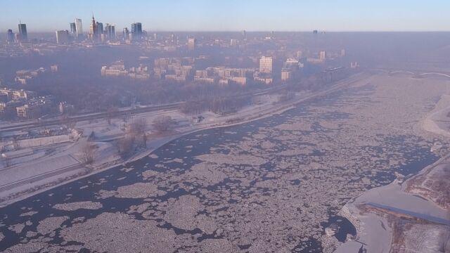 Zanieczyszczenie powietrza w miastach przekracza już normy