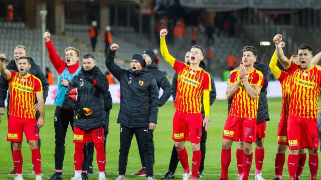 Radość w Kielcach. Korona wygrała trzeci mecz w sezonie
