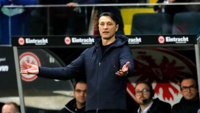 Trzęsienie w Bayernie. Niko Kovac zwolniony