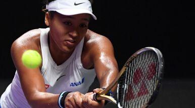 Osaka wycofała się z WTA Finals. Zdrowia starczyło tylko na jeden mecz