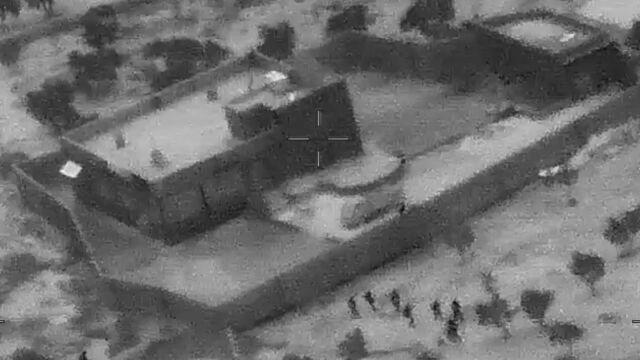 Nagranie z ataku na kryjówkę Bagdadiego. Pentagon pokazał akcję komandosów