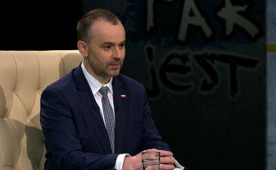 Paweł Mucha o wyborze marszałków seniorów