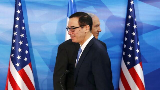Waszyngton chce zwiększać presję na Iran. Netanjahu: zachęcam, by zrobić o wiele więcej