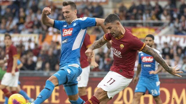 Milik trafił we włoskim hicie. Czwarty z rzędu mecz z golem