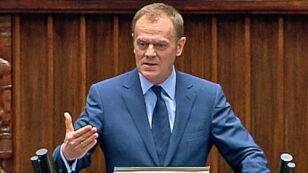 Premier o osiągnięciach rządu / TVN24