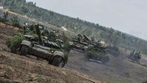 Kijów: Rosjanie zostali na Białorusi.