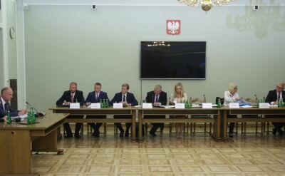 """""""Nie znam szefa ani nikogo z firmy Amber Gold"""". Gdański biznesmen przed komisją śledczą"""